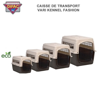 Caisse de transport Vari Kennel Fashion