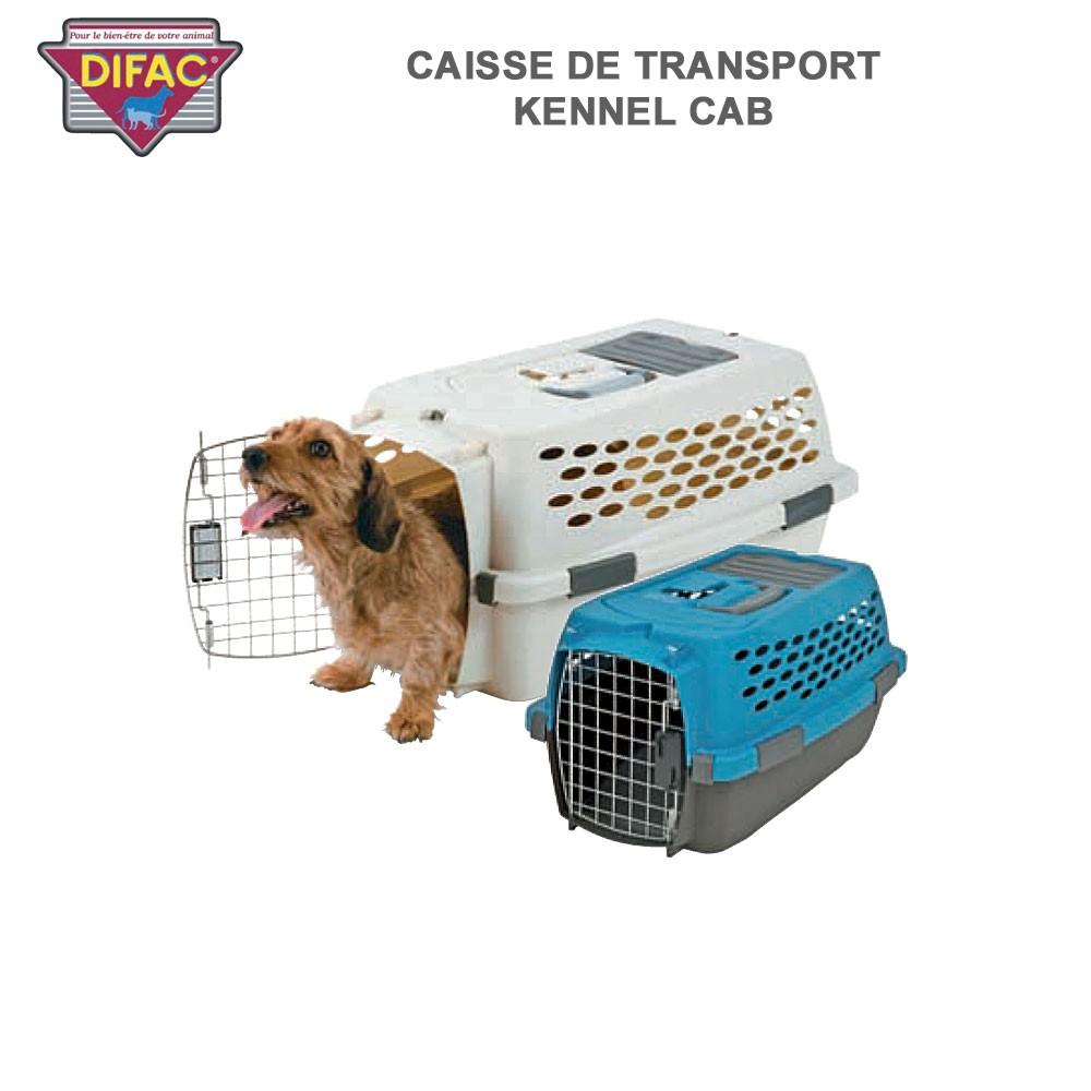 caisse de transport chien chat kennel cab 900135 difac. Black Bedroom Furniture Sets. Home Design Ideas