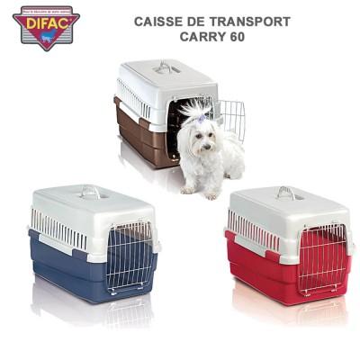 Caisse de transport chien Carry 60