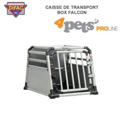 Caisse de transport coffre de voiture Dog Box Falcon