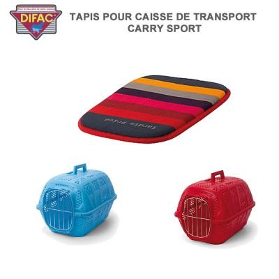 Tapis pour caisse de transport Cary Sport 39x25 cm
