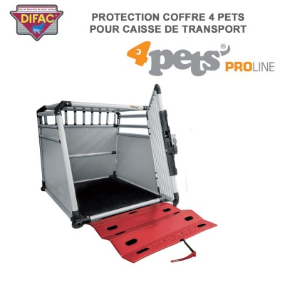 Protection de coffre pour caisse 4 Pets Dog Box