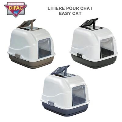 Caisse Litière Easy Cat