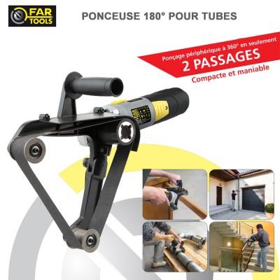 Ponceuse pour tubes TBS 1300