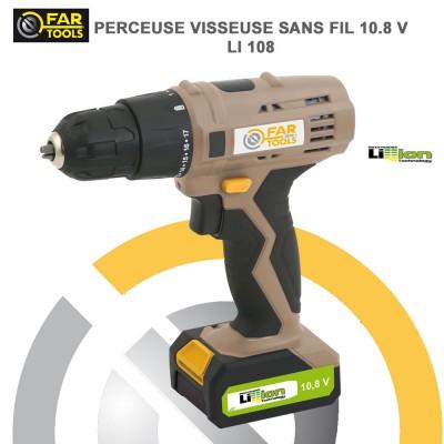 Perceuse sans fil LI 108 - 10.8 V