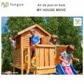 Portique en bois My House Move