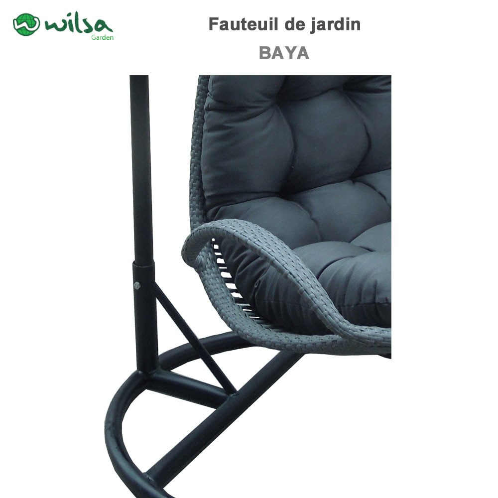 fauteuil jardin suspendu maison design. Black Bedroom Furniture Sets. Home Design Ideas