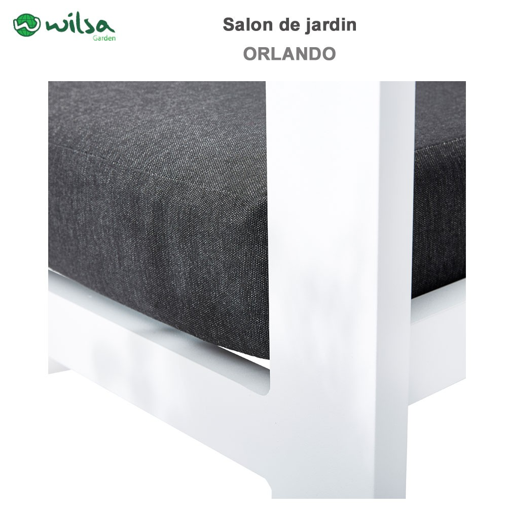 salon de jardin orlando blanc 6 wilsa garden. Black Bedroom Furniture Sets. Home Design Ideas