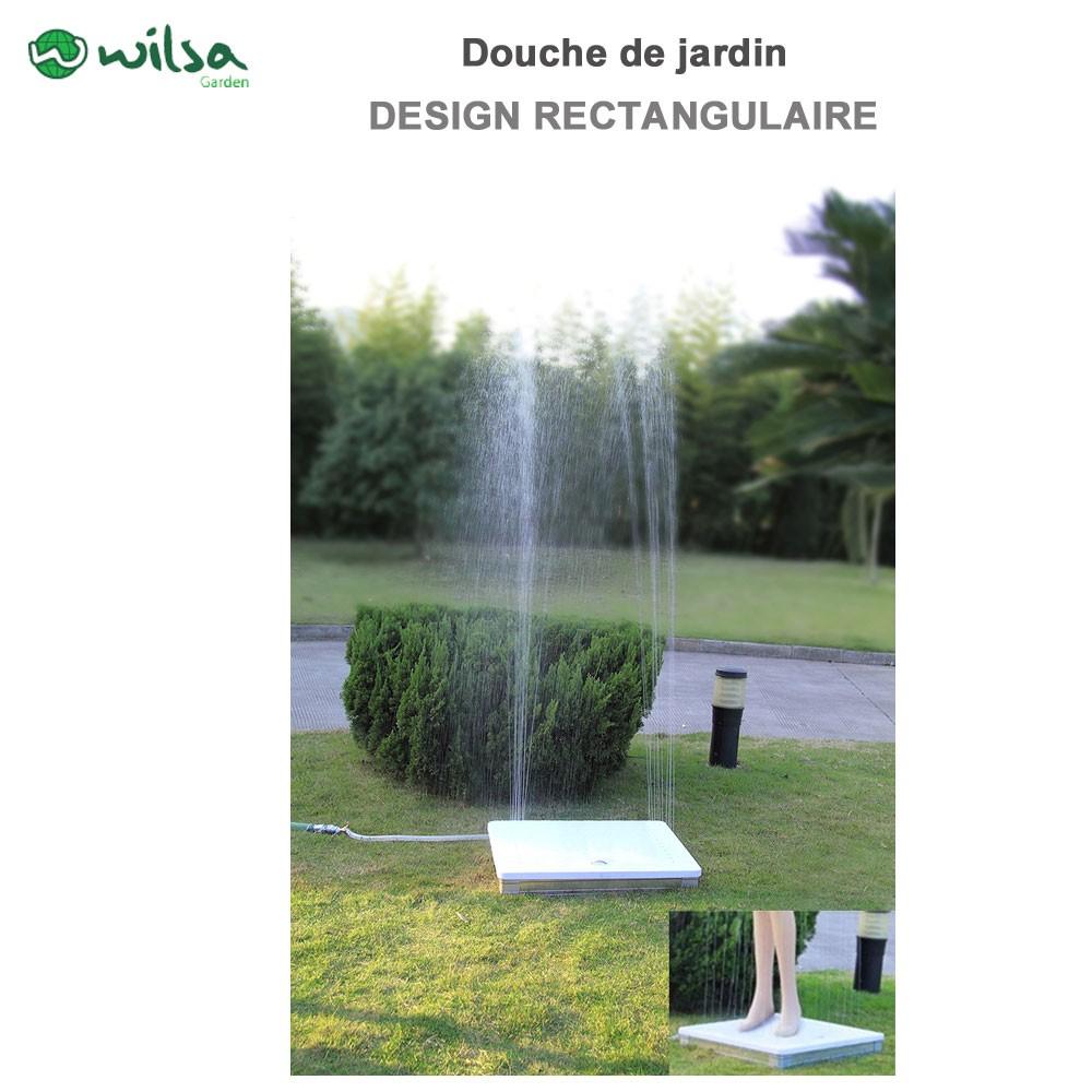 douche de jardin design 609020 wilsa garden. Black Bedroom Furniture Sets. Home Design Ideas