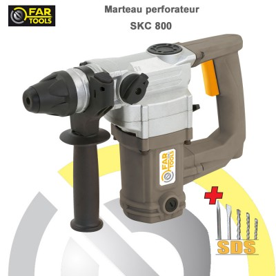 Marteau Perforateur SKC800 SDS