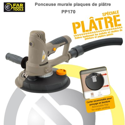 Ponceuse murale PP 710