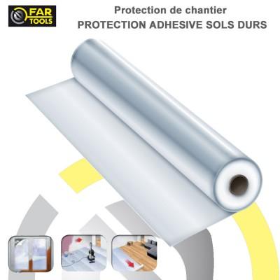 Protection adhésive sols durs