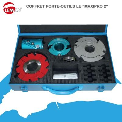 Le coffret porte-outils Le Maxipro 2