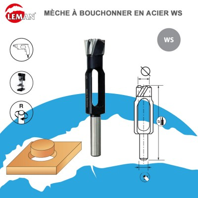 For t conique tag hss 212016 fartools - Meche a bouchonner ...