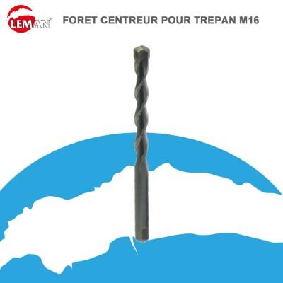 Forêt centreur pour trépan SDS plus - M16
