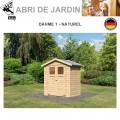 Abri de Jardin Dahme 1 - 14mm