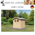 Abri de Jardin Dahme 3 - 14mm