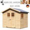 Abri de Jardin Dalin 1 - 14mm
