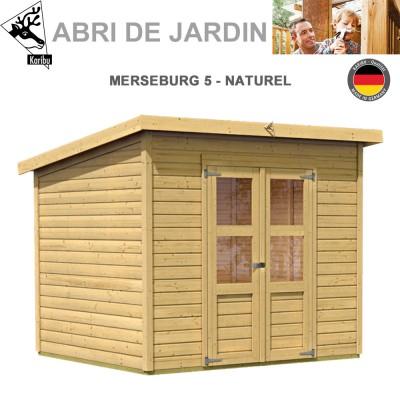 Abri de Jardin Merseburg 5 - 14mm