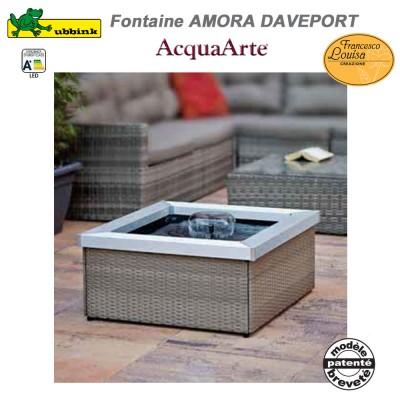 Fontaine de jardin extérieur Amora Daveport