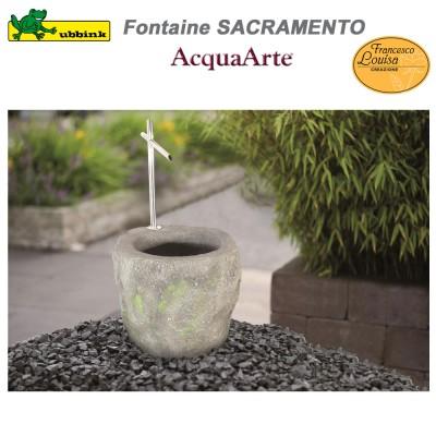 Fontaine de jardin extérieur Sacramento