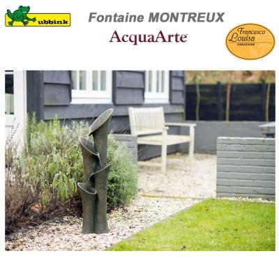 Fontaine de jardin extérieur Montreux