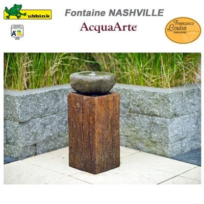 Fontaine de jardin extérieur Nashville