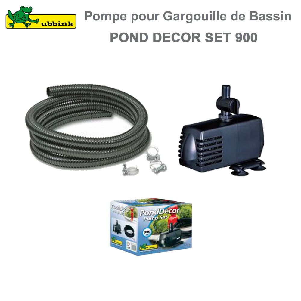 Pompe bassin pompe pour bassins et cascade de lph with for Pompe a air pour bassin exterieur