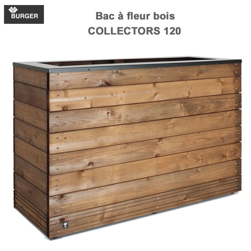 bac fleur en bois collectors 45 x 120 x 74 cm 0281498 burger 8. Black Bedroom Furniture Sets. Home Design Ideas
