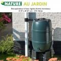 Récupérateur d'eau de pluie - 210 L