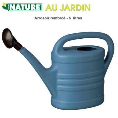 Arrosoir polyéthylène renforcé 5 litres