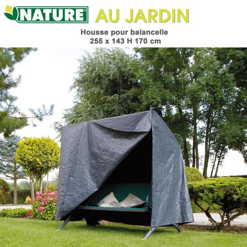 Agreable Housse Protection Pour Balancelle 255 X 143 X H 170 Cm