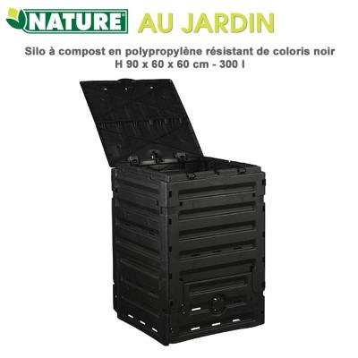 Composteur polypropylène - 300 litres