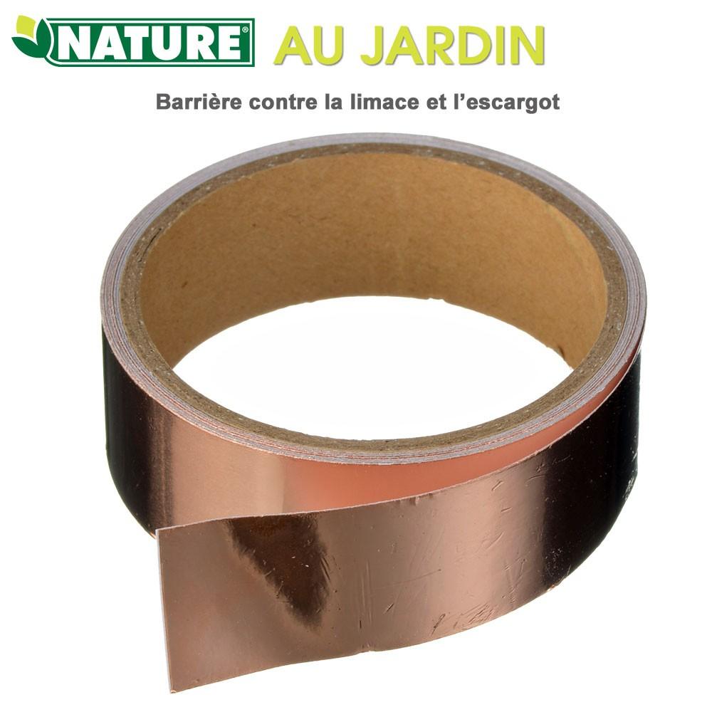 Barri re anti limace et escargot 4 m x 30 mm 6060140 nature - Barriere anti insecte ...