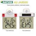 Thermomètre extérieur ambiant