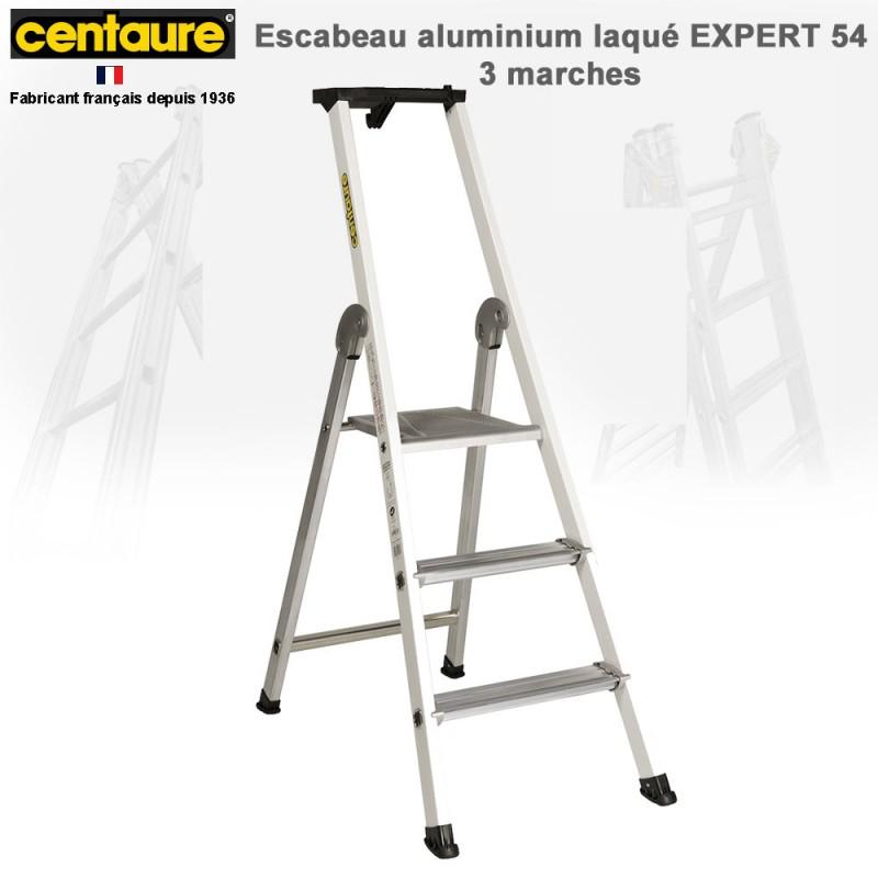 escabeau aluminium expert 54