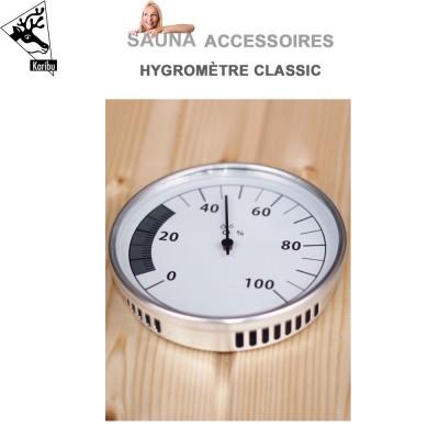 Hygrométre Classic 10 cm