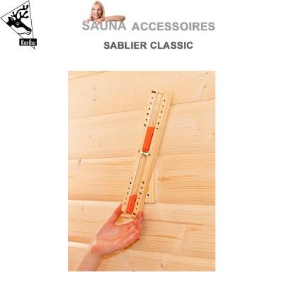 Sablier Classic pour sauna 29 cm