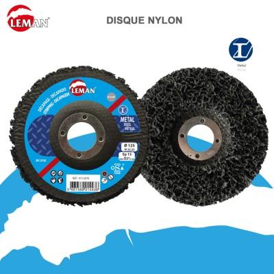Disque nylon - Métal - bois - PVC x10 pces