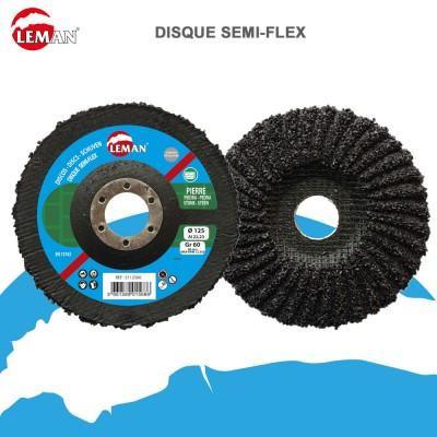 Disque semi-flex - Pierre - Béton - PVC (Lot  10)