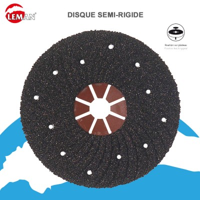 Disque semi-rigide - Ciment - plâtre - Lot de 10