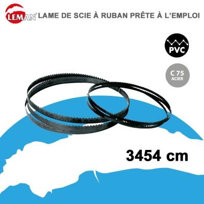 Lame de scie à ruban bois - C75 - 3454 cm