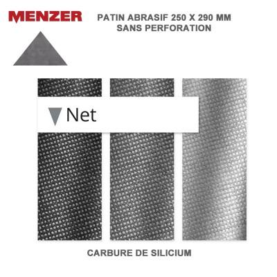 Abrasif  triangulaire 250 x 290 mm Net 2 ou10 pièces
