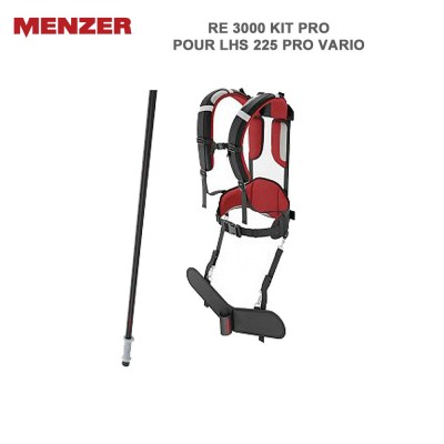 Kit Pro harnais de ponçage RE 3000