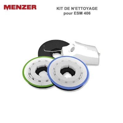 Kit de nettoyage pour ponceuse à parquet ESM 406