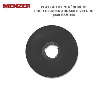 Plateau d'entraînement Velcro pour ponceuse ESM 406