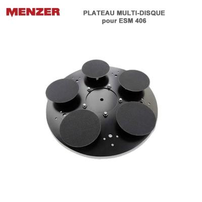 Plateau multi-disques pour ESM 406