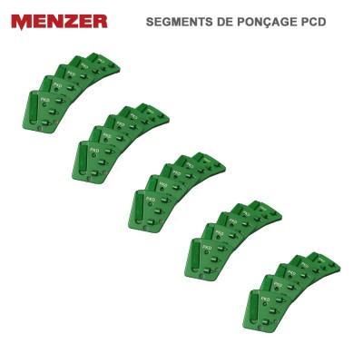 Segments avec PCD split pour ESM 406 - 5 pces