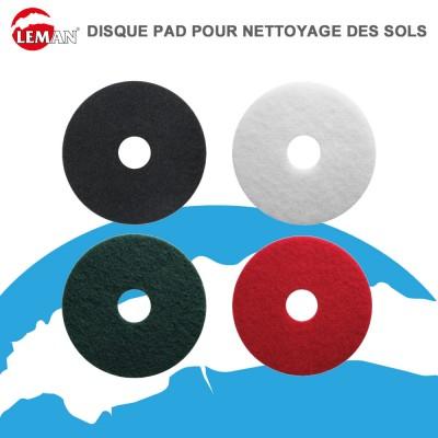 Disque pad pour nettoyage des sols x 5 pces
