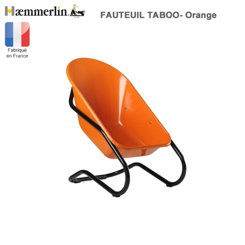 Fauteuil Taboo Fauteuil Taboo Taboo Fauteuil Orange Orange 7fybgY6v